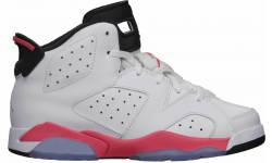Nike Air Jordan 6 Retro White Infrared