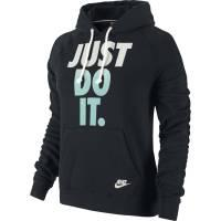 Nike Rally Just Do It Pullover Women s Hoodie