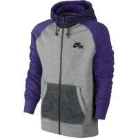 Nike Basketball Playmaker Full-Zip Mens Hoodie