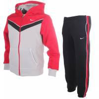 NIKE Trio Warm Up Junior Tracksuit