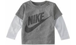 Nike HBR GFX 2 IN 1 TOP INF