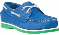 Timberland Peaks Island 2-Eye Boat Shoes