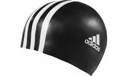 ШАПОЧКА ДЛЯ ПЛАВАНИЯ ADIDAS Silicon Cap 3 Stripes  за 630 руб.