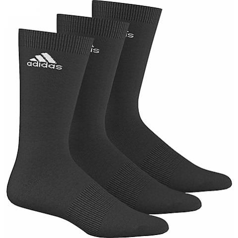 Adidas Performance Thin Crew Socks 3 Pairs