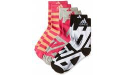 ADIDAS Kids Training YG 3PP socks за 490 руб.