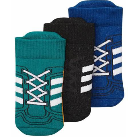 Adidas Infants Socks 3P за 500 руб.