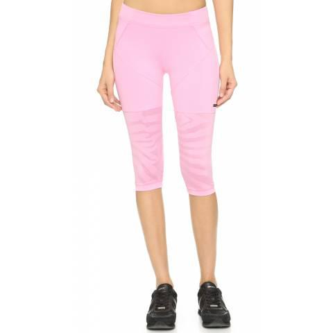 ADIDAS WOMENS STUDIO ZEBRA THREE-QUARTER TIGHTS за 2900 руб.