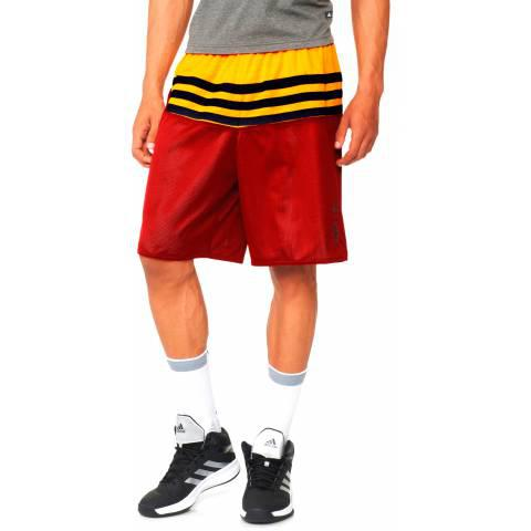 Adidas Summer Run Reversible Short Nba-Cca