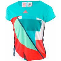 Adidas GIRLS ADIZERO TENNIS TEE
