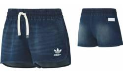 Adidas Track Denim Shorts за 3220 руб.