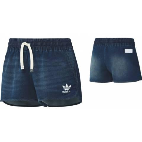 Adidas Track Denim Shorts за 3200 руб.
