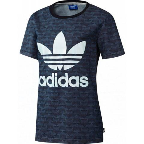 Koszulka adidas Originals Track Denim Tee  за 3200 руб.