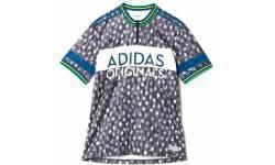 Adidas Cycling Jersey Multicolor