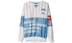 ADIDAS MENS ORIGINALS ROWING ART CREW  за 4060 руб.