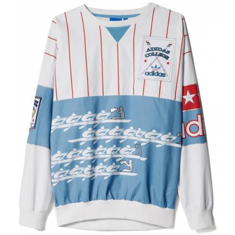 ADIDAS MENS ORIGINALS ROWING ART CREW  за 4100 руб.