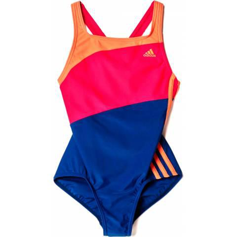 Adidas 3-Stripes Colorblocked Swimsuit за 1100 руб.