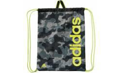 Adidas Linear Graphic Gym Bag