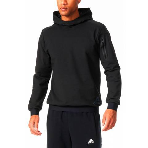 Adidas s3 death by barbell over-the-head hoodie