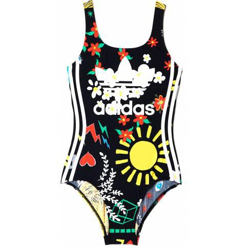 Adidas Women's Pharrell Williams Artist Bathing Suit
