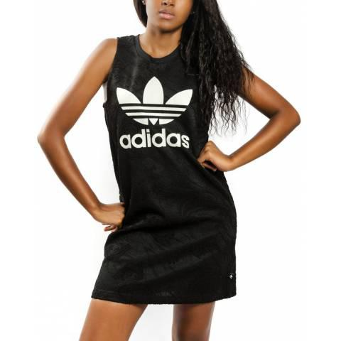 Adidas Trefoil Tank Dress Black за 3100 руб.
