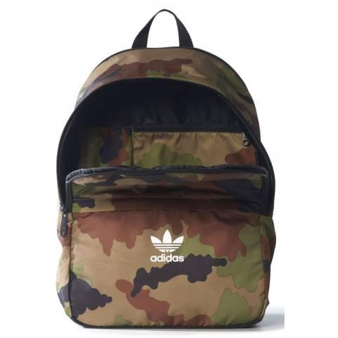 Adidas Camouflage Essentials Backpack Multicolor