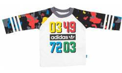 Adidas YWF Long Sleeve Tee  за 1680 руб.