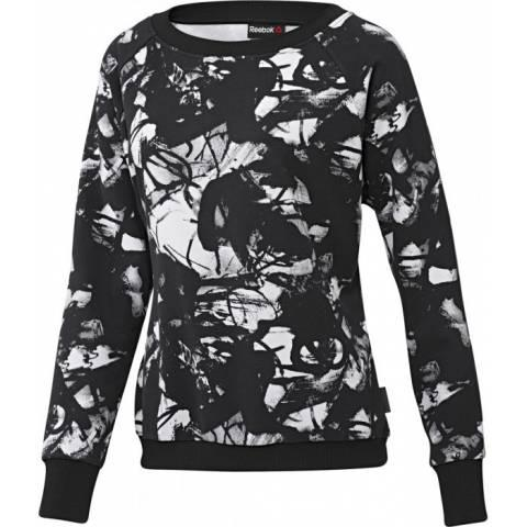 Reebok Studio Favorites Midnight Ink Crewneck Sweatshirt