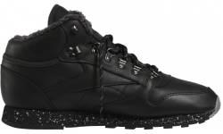 REEBOK CL LEATHER MID SHERPA