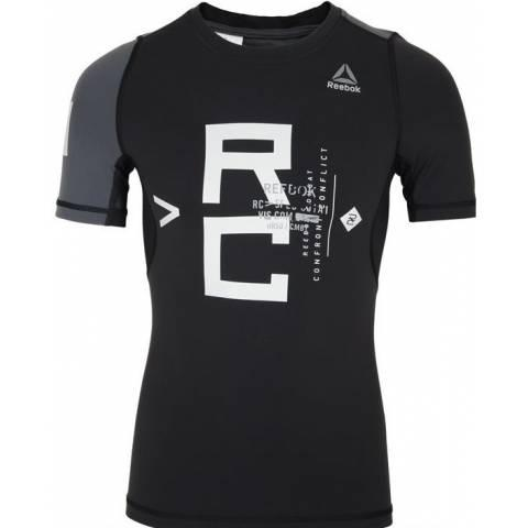 Reebok Combat Short Sleeve Rash Guard за 2800 руб.