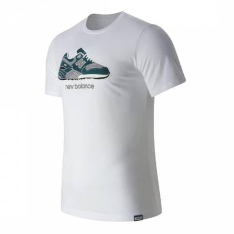 New Balance Trip 9S Tee Mens Casual  за 1900 руб.
