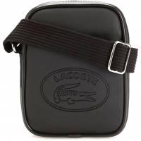 Lacoste Men's Classic Vertical Cross Body Bag