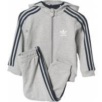 Adidas French Terry Hooded Flock Track Suit