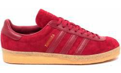 ADIDAS ORIGINALS TOPANGA BURGUNDY