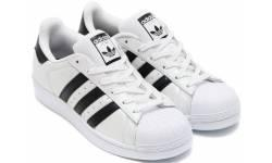 Adidas Superstar Metallic Finish Shoes