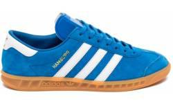Adidas Hamburg Shoes Bluebird