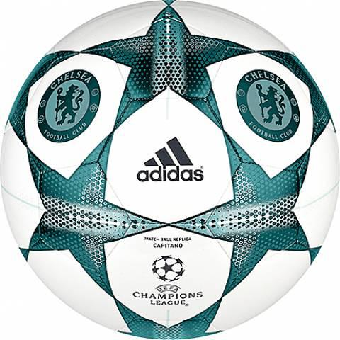 Adidas Finale 15 Chelsea FC Capitano UEFA Champions Soccer Football