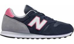 New Balance WL373NP B Grey Pink Retro