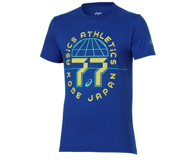 ASICS TRAINING GRAPHIC SS TOP за 1800 руб.