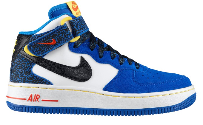 AIR FORCE 1 MID (GS) за 3500 руб.
