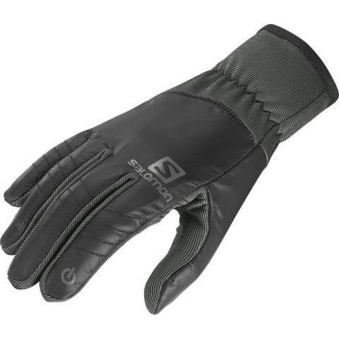 Salomon FLEECE OUTDOOR GLOVE BLACK за 2500 руб.