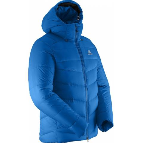 Salomon S-Lab X Alp Baffled Down Jacket Union Blue Medium за 33000 руб.