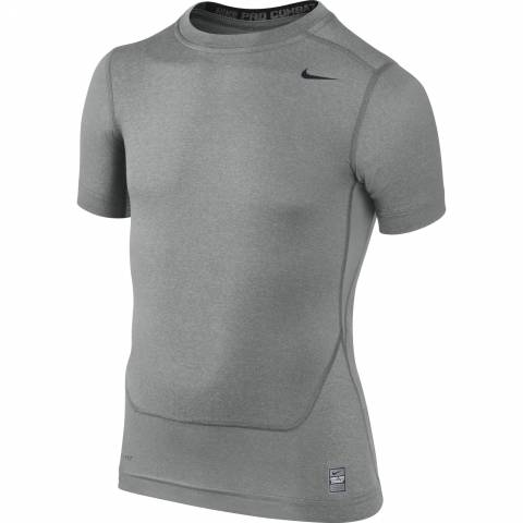 Nike Pro Core Compression Boys Short Sleeve за 1100 руб.