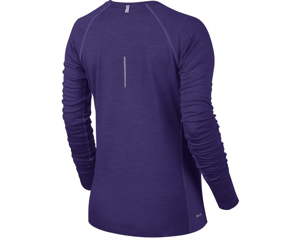 Nike Dri-FIT Wool V-Neck Womens Running Shirt за 1800 руб.