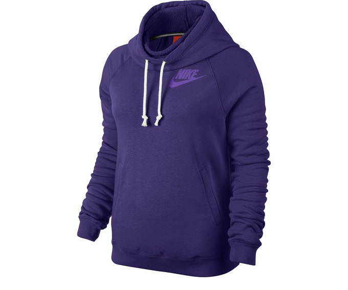 Nike Womens Rally Funnel Pullover Hoodie за 2100 руб.