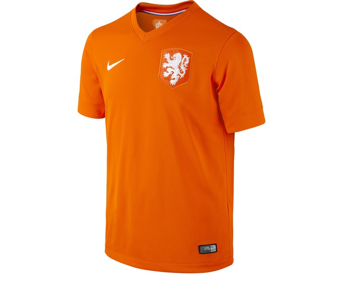 Nike Youth Netherlands Home Jersey за 2100 руб.