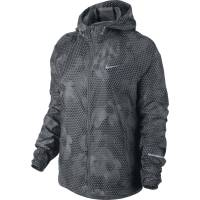Nike Womens Printed Distance Jacket