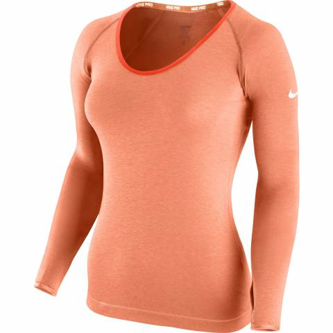 Nike Pro Studio Long-Sleeve Women s Training Shirt за 1400 руб.