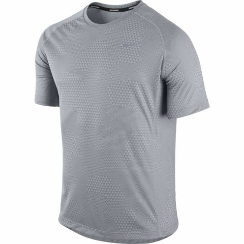 Nike Miler Printed Short Sleeve Running Shirt за 1200 руб.