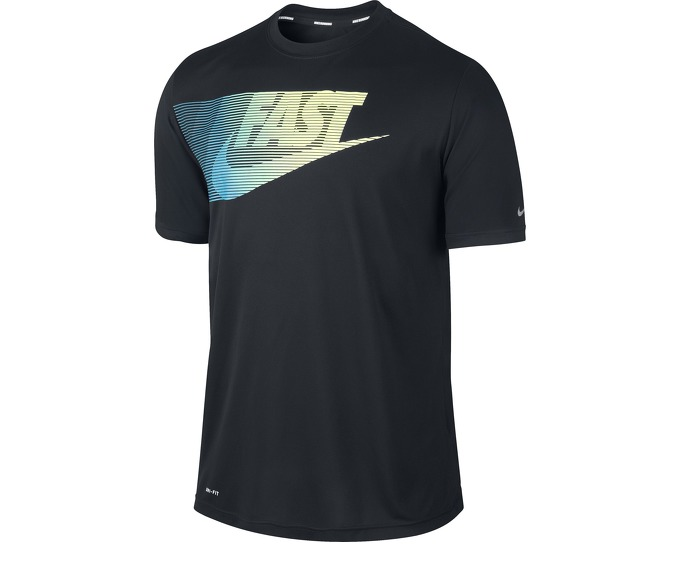 NIKE RUN P CHALLENGER 4 GRAPHIC TEE T-SHIRT за 900 руб.