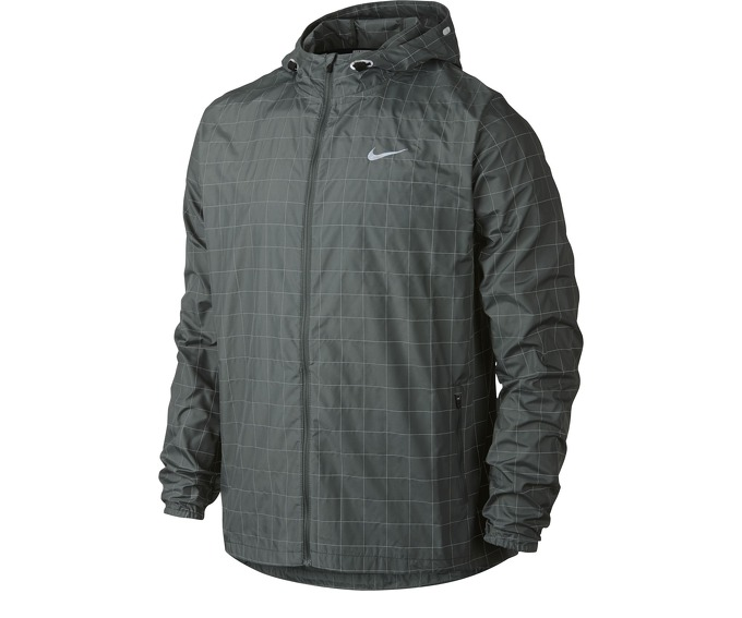 Nike Checkered Flash Mens Running Jacket за 4700 руб.